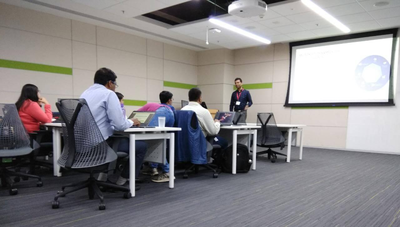dynaa training in HP